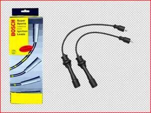 Mazda 323 BJ Astina 9/1998 - 6/2002 1.6L Bosch Spark Plug Leads Set
