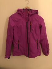 Ski Jacket Purple Size 8