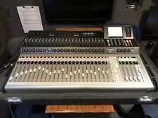 Mackie TT24 56+ ch Digital Audio Mixer with UFXII & Road Case - Works Great!