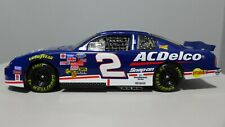 *Signed* JOHNNY SAUTER #2 AC DELCO 2002 ACTION NASCAR DIECAST 1/24