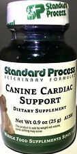 Canine Cardio Support -Standard Process Supplements 60/serv W/Free Shipping