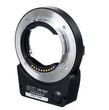 Design per Leica M LM Lens to Sony A9 a7II a7RII a6500 TECHART Autofocus Adapter