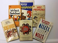 Lot of 1960s-70s paperback books * Brady Bunch, Peanuts, Archies + * Ships free!
