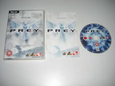 PREY Pc DVD Rom Scary First Person Shooter - Pray -  FAST DISPATCH