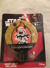 Brand New Star Wars Storm Trooper Fire Division Night Light