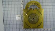 BRASS DIAL INSERT SALLANDSE WALL CLOCK WARMINK SUITABLE FOR HERMLE-FHS-UCW