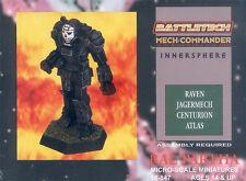 Mechcommander innersphere-Box con máquinas de Ral Partha (BattleTech)