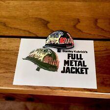 Mondo Tees, Kubrick Full Metal Jacket Joker Ultras & Casuals Pin Badge Minty Etc