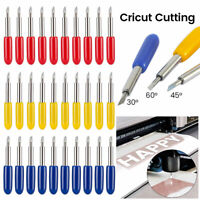 30 Pcs Replacement Blades for Cricut Explore Air 2 Vinyl Cutting Machines US
