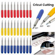 30 Pcs Replacement Blades for Cricut Explore Air 2 Vinyl Cutting Machines US