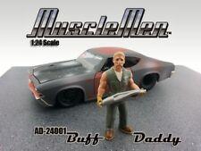 American Diorama 24001 Figur Mechaniker Musclemen Buff Daddy 1:24 limitiert 1/10