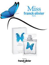 Miss by Franck Olivier EDP Eau De Parfum Genuiune Parfum for Woman 50ml