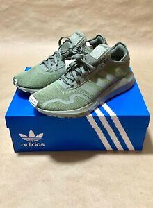 Men's Adidas Orginals Swift Run X - Earth/Feather Gray Size 10 Brand New FY2997