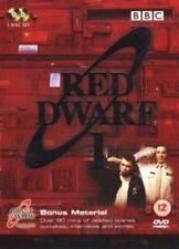 Red Dwarf Series 1 Digital Versatile Disc DVD Region 2 Shipp
