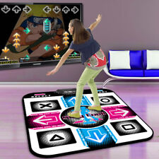 USB Non-Slip Dancing Step Dance Mat Pad for PC TV AV Video Household Game UK