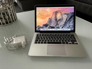 Apple MacBook Pro 13,3-Zoll Laptop - MGX82D/A (Mid 2014), 8GB RAM, 256GB SSD