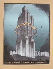 My Morning Jacket Gig Poster, Minneapolis 2008 (Silkscreen) 20 x 26' Print