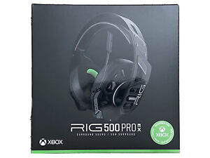 RIG 500 PRO EX Wired Dolby Atmos Gaming Headset for Xbox Series X - Black NEW