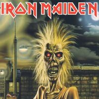 IRON MAIDEN 'IRON MAIDEN CD SPECIAL ENHANCED+VIDEOS NEU