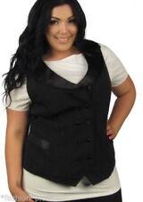 Vest Striped Coats, Jackets & Vests for Women