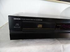 DENON Spitzenklasse CD PLayer in Schwarz  Modell DCD-2560 technisch  + opt. TOP