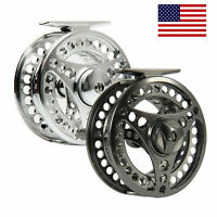 3/4 5/6 7/8 9/10WT CNC Machined Fly Fishing Reels Large Arbor Fly Reel