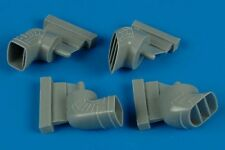 Aires 1/48 Harrier GR.5/7 Exhaust Nozzles for Hasegawa kit # 4469