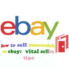 How to sell successfully on eBay:vital selling tips!  ✅ Instant Delivery ✅