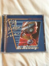 Bill Nelson - Here Comes Mr Mercury - Signed - New And Sealed