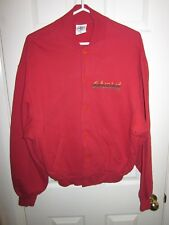 Forty Acres and a Mule Spike's Joint red jacket adult size medium Spike Lee