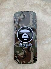 Aape X Durex Tin. (Nigo, Bape) Very Rare!