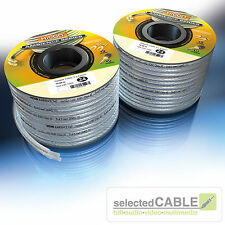 Hicon Ambience 30m 2x2,5mm ² Speaker Cable speakercable 98.4 ft hia-225-3000