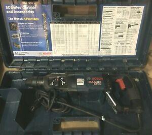 Bosch 11255VSR Bulldog Xtreme Max Rotary Hammer Drill