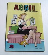 AGGIE . AGGIE CHEF DE CLASSE . 20 . BD souple