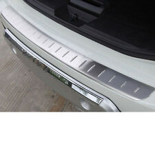 Outer Rear Bumper Protector Plate Cover For Nissan X-Trail Rogue 2014-2018 #ya