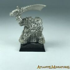 Metal Clásico Orco-Warhammer edad de Sigmar X1615
