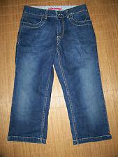 Street One Damen-Jeans im Gerades Bein-Stil aus Denim