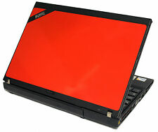 Cheap red Laptop Windows 7 IBM Lenovo 1.69Ghz 2GB 2.0 60GB WIFI 12.1
