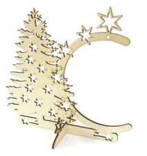 """Ornament Display Stand Holder Hangers 7.5"""" Tall"""
