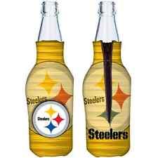 Pittsburgh Steelers 2015 Hunter Mfg Nfl 12oz Bottle Coolie Free Ship
