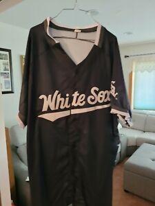 Chicago White Sox Authentic Fan Jersey Sz XL Major League Baseball Give Away SGA