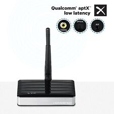 Homespot LONG RANGE APTX LOW LATENCY Bluetooth Receiver w TOSLINK, COAXIAL & AUX