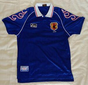 1998 Japan retro classic vintage soccer football team club home t-shirt jersey