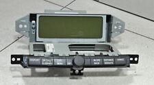 Toyota Avensis T25 Kombi (03-08) Bildschirm Display Schalter #39412-H125