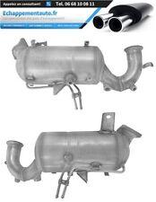 Filtres à particules Opel Astra J Zafira C 1.6 CDTI 55575425 55485042 55489758