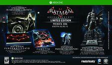 Batman Arkham Knight Collector's  XBOX ONE    nuovo!!!