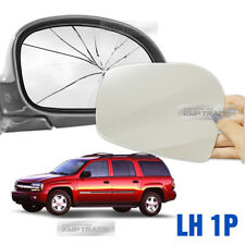 Replacement Side Mirror LH 1P + Adhesive for CHEVROLET 2002-2009 TrailBlazer
