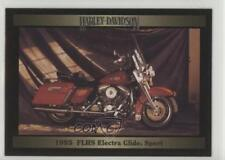 1993 Collect-A-Card Harley-Davidson Series 3 #262 FLHS Electra Glide Sport 0s5