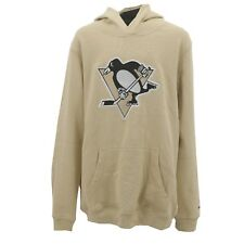 Reebok Pittsburgh Penguins Youth Size Sweatshirt NHL Official Stitched Logo New