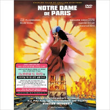 Notre Dame De Paris Live Palais Des Congres De Paris New Sealed DVD